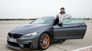 BMW M4 GTS بي ام دبليو ام 4 جي تي اس