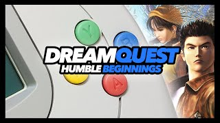 Dream Quest - Humble Beginnings Of A Full Dreamcast Collection
