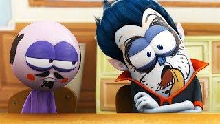 Funny Animated Cartoon | Spookiz | Best Prank Ever! | 스푸키즈 | Cartoon For Children