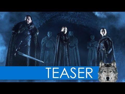 GAME OF THRONES: STAFFEL 8 - Dritter Teaser & Theorien!