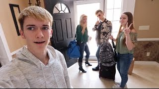 MY FAMILY IS LEAVING ME!