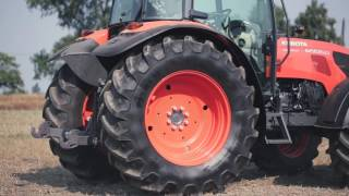Kubota Tractor Show 2016