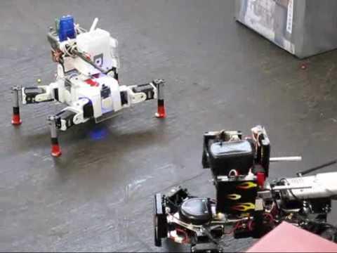 RoboGames 2009 Day 2 Highlights