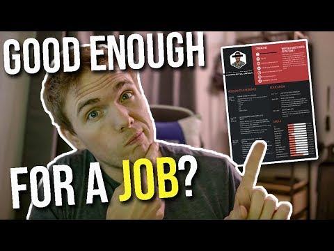 Xxx Mp4 Good Enough For A Job Land The Interview Resume Reviews Pramp 3gp Sex
