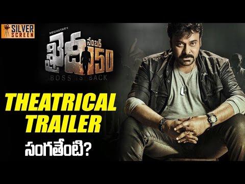 Khaidi No 150 Trailer Hot Topic