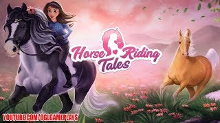 Horse Riding Tales - Ride With Friends Gameplay Ep 1 (Android/iOS)