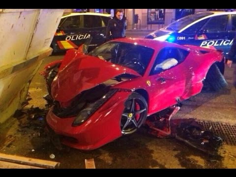 watch Super Car Crash Compilation   Luxury Car Crashes and accidents # 1