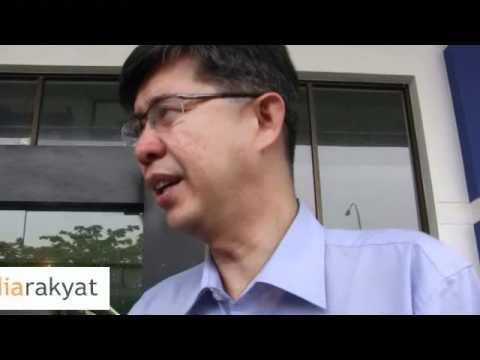 Xxx Mp4 Tian Chua Police Report On Alleged Sex Video 22 03 2011 3gp Sex
