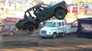"Tuff Truck-""Bomb Throwers""!"