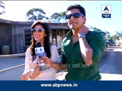 Rubal and Payal on honeymoon in Melbourne
