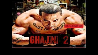Ghajini 2 Official Trailer 2018|Aamir khan|Ghajini 2 by EH
