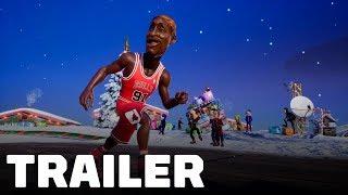 NBA 2K Playgrounds 2 - Christmas DLC Trailer