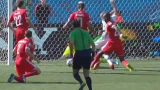 2014 FIFA World Cup ~ Round of 16 ~ Argentina 1 - 0 Switzerland (AET)