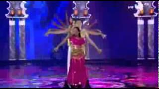 وداد سيري رقص هندي