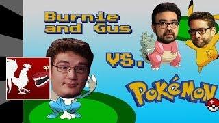 RT Shorts - Pokemon vs. Gus & Burnie