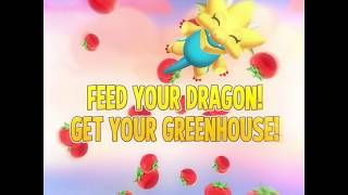 The Greenhouse: grow more FOOD for your Dragons