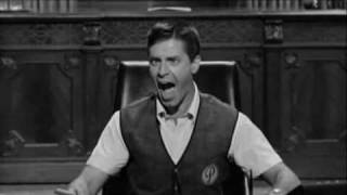 Jerry Lewis-The Errand Boy-STEREO-Count Basie-Boss Pantomime