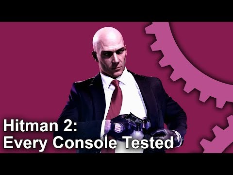 Xxx Mp4 Hitman 2 PS4 PS4 Pro Vs Xbox One S Xbox One X Every Console Tested 3gp Sex