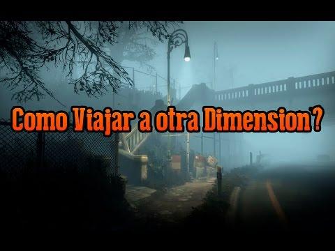 ¿Como Viajar a otra dimension?