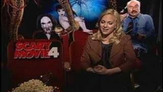 ANNA FARIS RECALLS FAVORITE SCARY MOVIE 4 MOMENTS