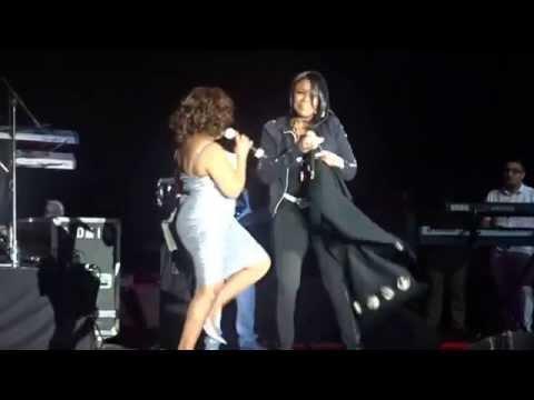 Stephanie Mills Angela Winbush LIVE The Power of Love w Cherrelle
