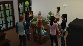 Full House #62 Die Sims 4 -Girls-WG- Let's Play The Sims 4