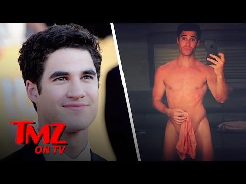 Xxx Mp4 Darren Criss Posts Nude Selfie TMZ TV 3gp Sex