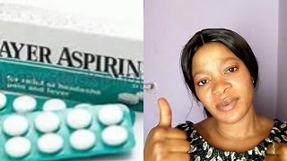 USES OF ASPIRIN FOR YOUR SKIN
