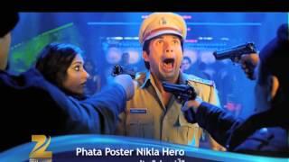 Phata Poster Nikla Hero Promo No.1 on Zee Aflam
