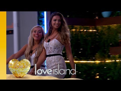Xxx Mp4 FIRST LOOK The Boys Get A Special Delivery As The Girls Dine Out Love Island 2018 3gp Sex