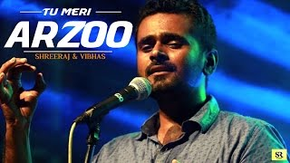 Arzoo-Hindi Cover of Anuragathin Velayil(Lyrical)|Shreeraj Kurup & Vibhas Purushu