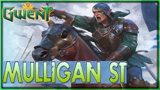 Overpowered? - Scoia'tael Mulligan Move Deck 👑 GWENT | OPEN BETA GAMEPLAY Furo