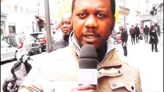 PAPA WEMBA TOUT DERNIER INTERVIEW AVANT DE MONTER AU PODIUM, PAPA WEMBA PAST AWAY
