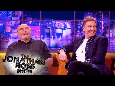 Phil Collins Takes The Drum Quiz - The Jonathan Ross Show