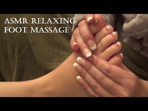 ASMR Relaxing Foot Massage II