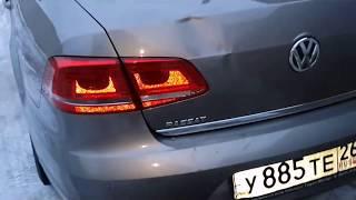 Volkswagen Passat B7 -  дефектовка...
