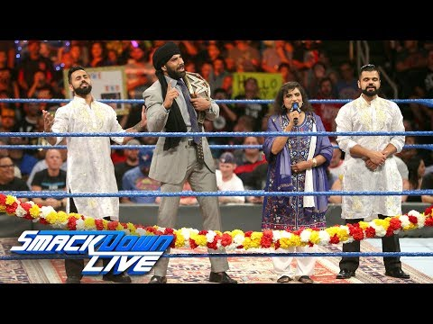 Xxx Mp4 Jinder Mahal S Indian Independence Day Celebration SmackDown LIVE Aug 15 2017 3gp Sex