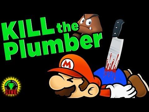 Yo' Momma SO FAT...She Killed Mario - Kill the Plumber