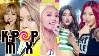 [K-pop Mix] Girl Group 2015 Summer Comeback Special Vol.1
