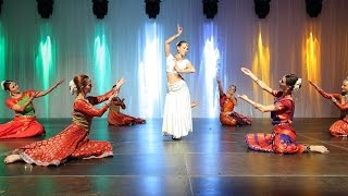 Mere Dholna sun by Mohini Dance Group