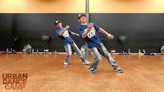 Scream - Usher / Hilty & Bosch Showcase Locking & Popping / 310XT Films / URBAN DANCE CAMP