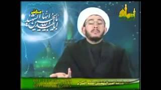 الجواب الرائع من سماحة الشيخ حسن الله ياري على متصل عمري HD