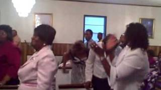 Praise Break Pt. 2 @ Harris Street A.O.H. Church of God
