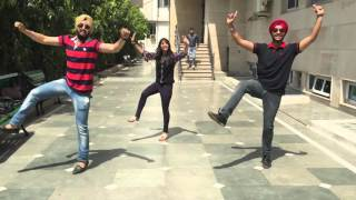 Ju Think - Ambarsariya   Bhangra Steps   Diljit Dosanjh   Latest Punjabi Movie Song 2016