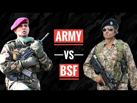 Xxx Mp4 Indian Army Vs BSF Difference Between Indian Army Amp Border Security Force Explained Hindi 3gp Sex