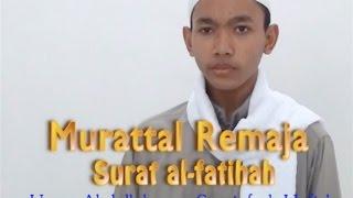 Download al fatihah merdu mp3 players