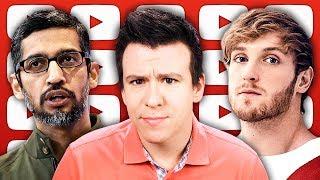 "Massive Google Walkout Scandal, How Logan Paul ""Lost"" $5 Million, & University of Maryland Firing"