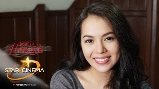 Julia Montes discusses her role in Halik Sa Hangin
