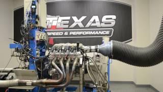 "Texas Speed Stage 3 LS3 231/246 .640""/.615"" Camshaft"