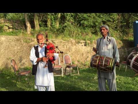 pakistan Datote Pachiot Rawalakot Azad Kashmir dhol baja